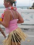 Nice skirt.
