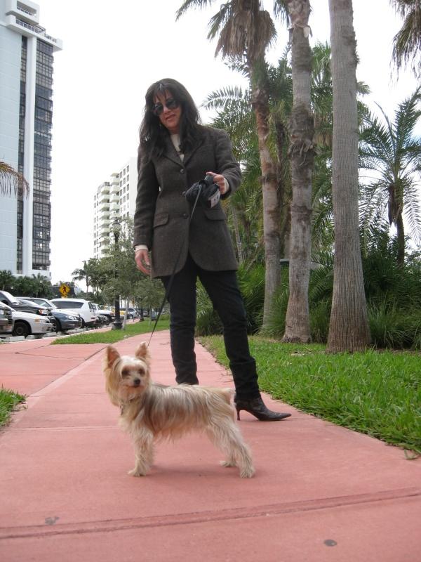 Sophie Landers, the granddogger