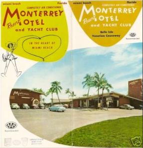 monterey brochure